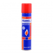 Gaz do zapalniczek 0142033 Atomic 300 ml